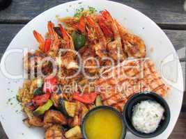 Fish Plate, Texas