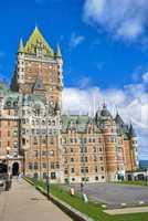 Hotel de Frontenac, Quebec, Canada