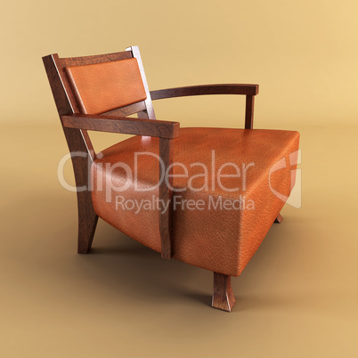 asian armchair