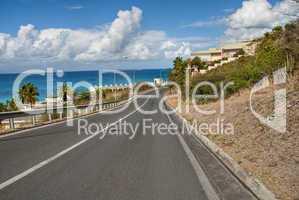 Saint Maarten Coast, Dutch Antilles