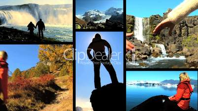 OUTDOOR MONTAGE