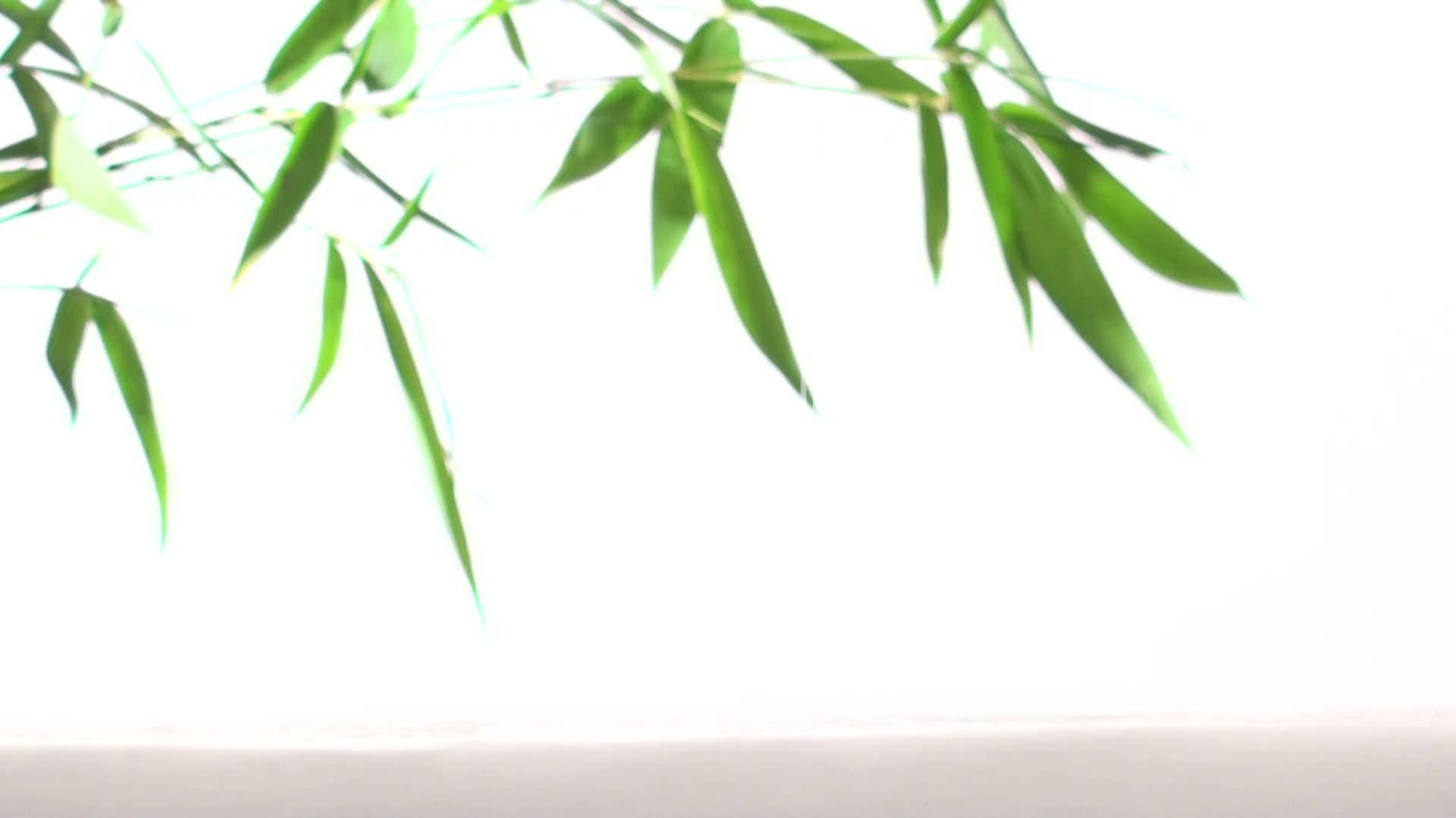 Wellness steine wallpaper  Gestapelte Steine und Bambus: Royalty-free video and stock footage