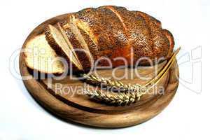 Brot mit Ähren