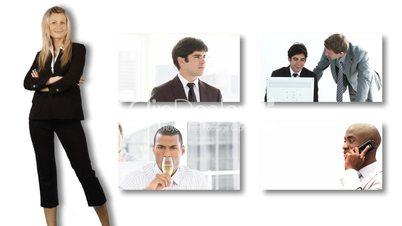 Bürokräfte