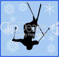 button winterspiele freestyle