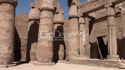 Luxor Tempel, Ägypten