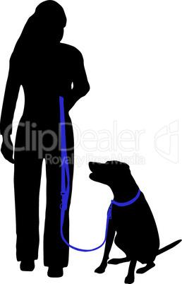Hundetraining (Obedience), Befehl Sitz bei Fuß!