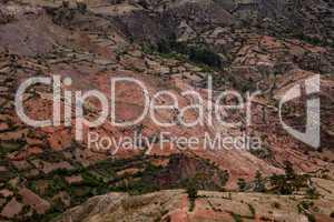 Erdrutsch / Land Slip (Anden / Andes)
