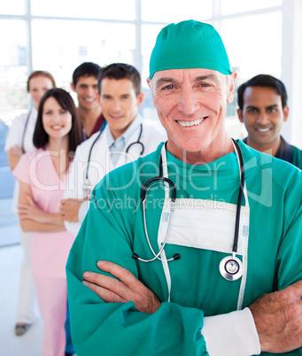 Multi-ethnic medical group