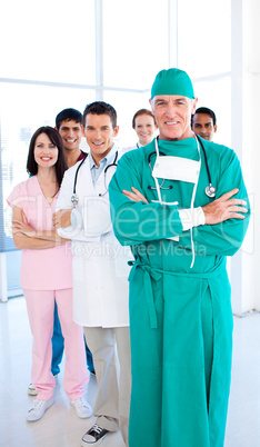 medical group standing
