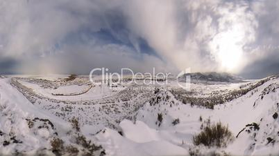 Cold Time Lapse