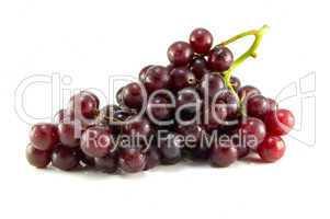 Red ripe grape