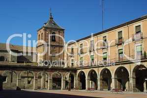 Avila Plaza Mayor 01