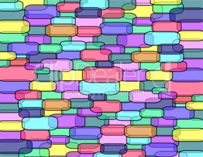 Candy´s bricks wall