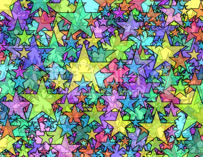 Stars land