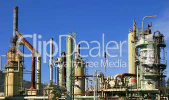 Oil Refinery (IV)