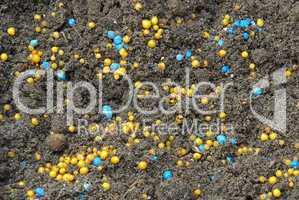 Mineraldünger - mineral fertilizer 08