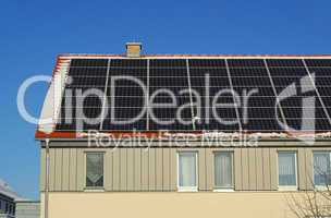 Solaranlage - solar plant 53