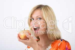 Lecker Apfel