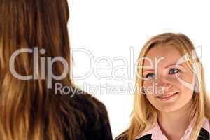 Geschäftsfrauen