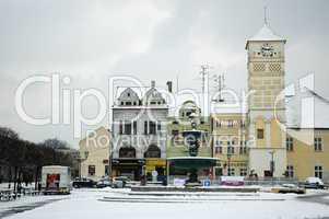 karvina square