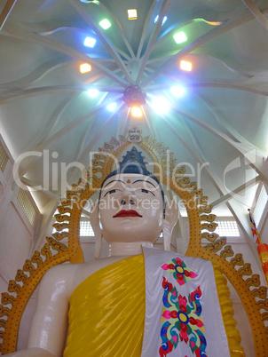 Buddha Statue in Singapur