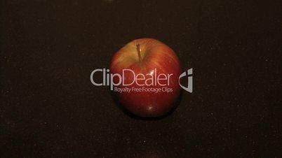 Apfel stop motion
