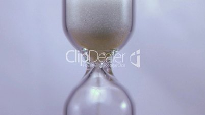Hourglass Time Lapse