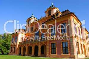 Kings summer residence