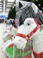 horse. toys