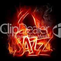 Jazz in Flammen
