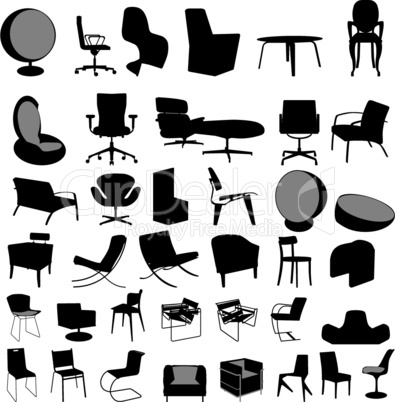 furniture design set