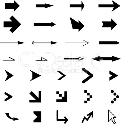 arrows design set 2