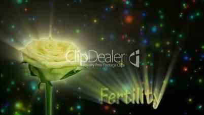 "Green rose ""Jade"" color meaning ""Fertility"" 1a alpha matte"