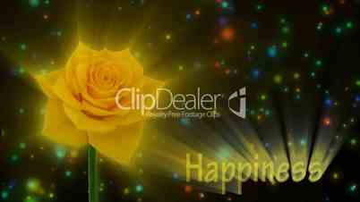 """Yellow rose """"Golden gate"""" color meaning """"Happiness"""" 2a alpha matte"""