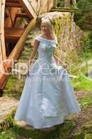 Bride on the mill