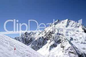 Caucasus Mountains.