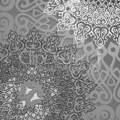 background grey india