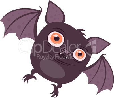 Silly Vampire Bat