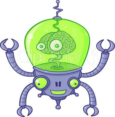 Brainbot Robot With Brain