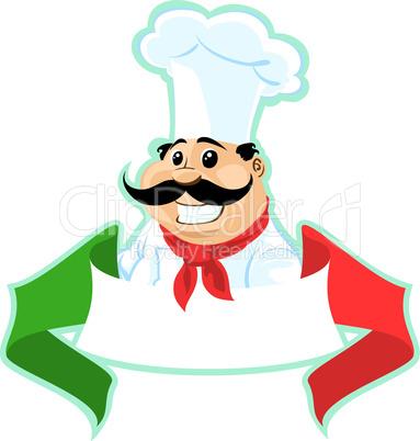 Italienischer Chefkoch