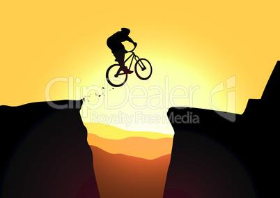 Bergspringen