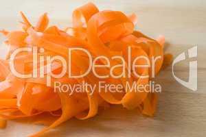 Geschnittene Möhren - Sliced Carrots
