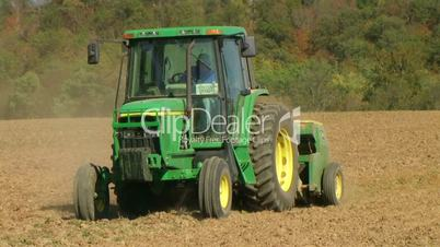 Farmer Sowing Seed 02