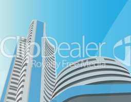 bombay stock exchange, bombay, mumbai