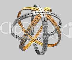 Globalization - mesh - 3D