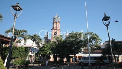 Church Lady of Guadalupe Puerto Vallarta