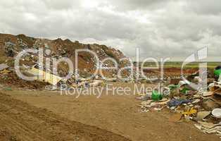 Müllkippe - garbage dump 03