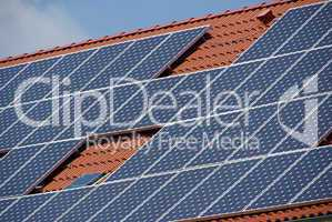 Solaranlage - solar plant 35