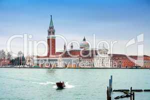 Italy, Venice: San Giorgio Maggiore Island
